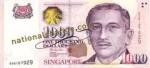 Singapour, monnaie
